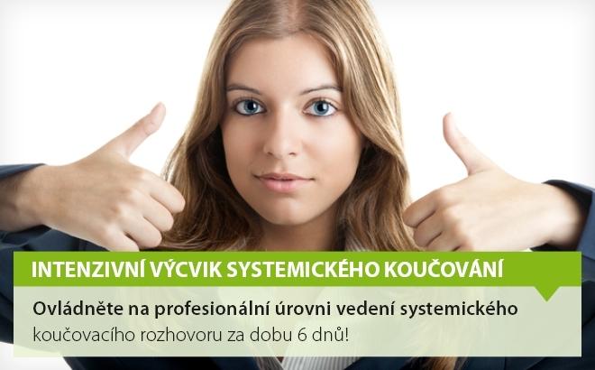 Intenzivní výcvik systemického koučování