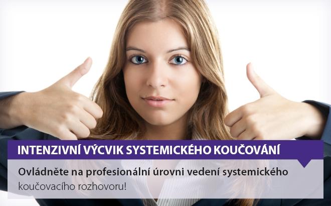 Intenzivní výcvik systemického koučování - Praha