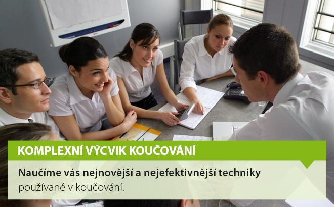 Komplexní výcvik koučování - Praha