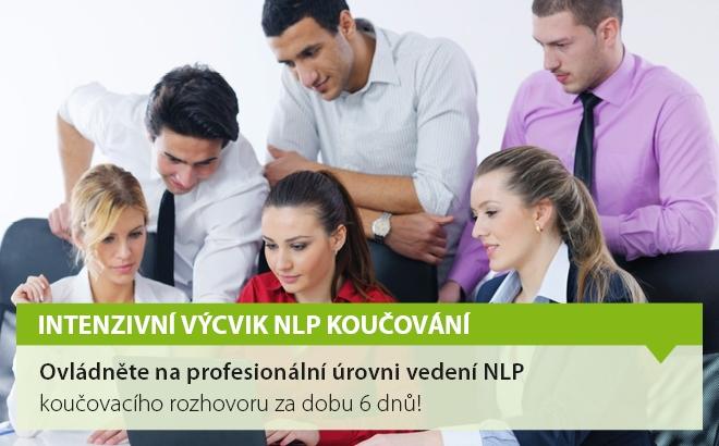 Intenzivní výcvik NLP koučování - Praha