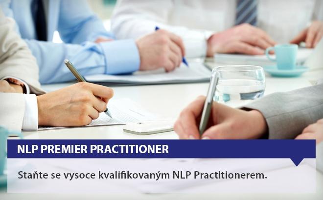 NLP Premier Practitioner - Praha 1/2018
