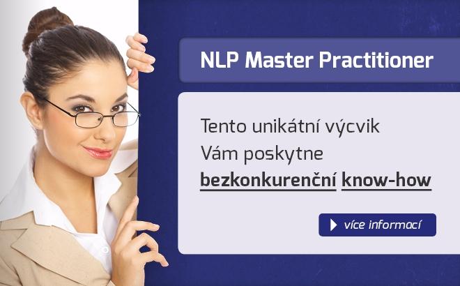 NLP Master Practitioner 1/2017 - Praha