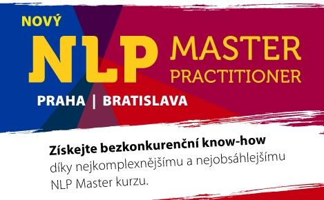 NLP Master Practitioner - Praha
